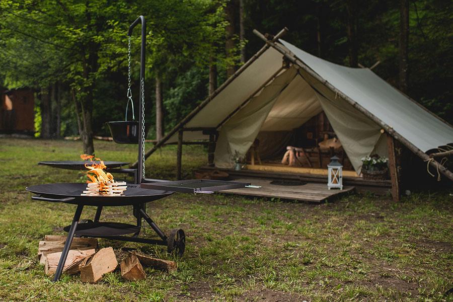Šator Natural Wild5