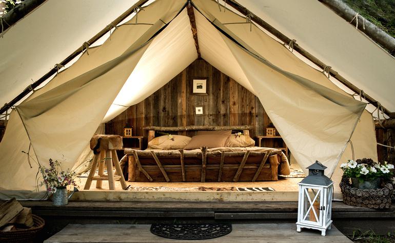 Šator Natural Wild7