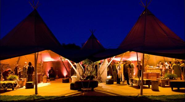 šator za događaje