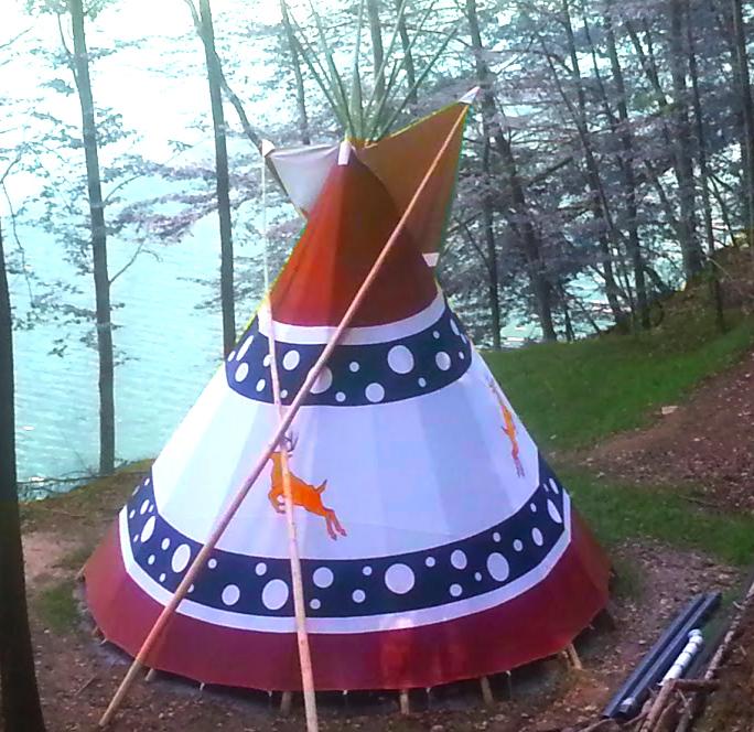 Indijanski šator