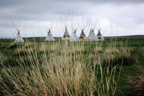 Indijansko selo2