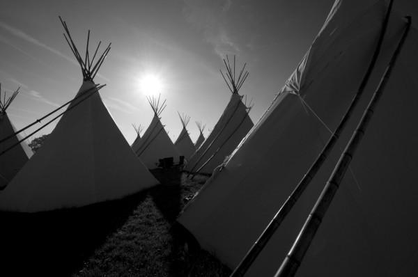 Indijansko selo6